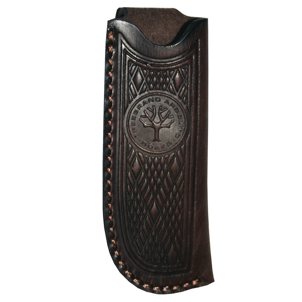 Boker Leather Trapper Sheath at Swiss Knife Shop