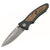 Boker Tirpitz Damascus Folding Knife at Swiss Knife Shop