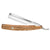 Boker The Celebrated Curly Birch Straight Razor at Swiss Knife Shop
