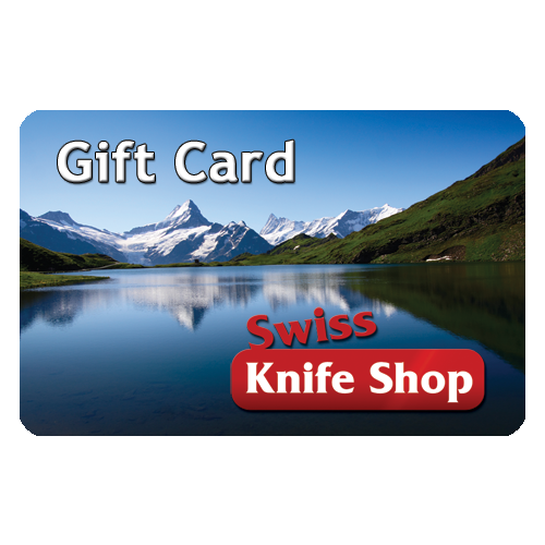 Swiss Knife Shop eGift Card