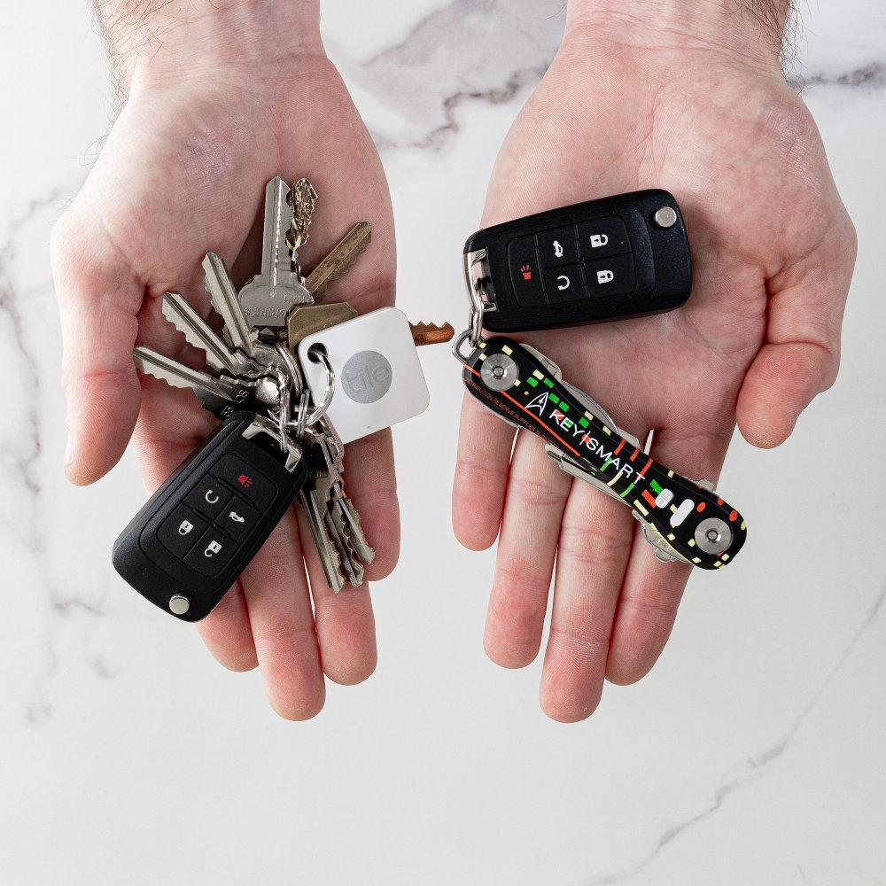 KeySmart Pro Star Trek: The Original Compact Key Holder Tames Your Tangle of Keys