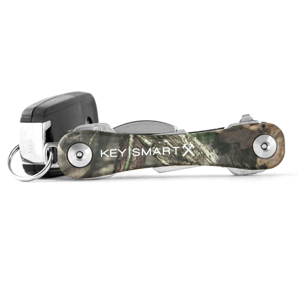 KeySmart Rugged Mossy Oak Key Carrier at Swiss Knife Shop