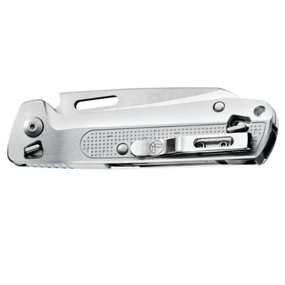 Leatherman FREE K2x Knife Multitool Closed with Pocket Clip