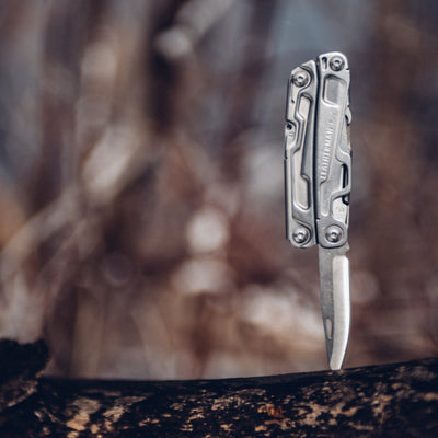 Leatherman REV Features a Razor-sharp Main Blade