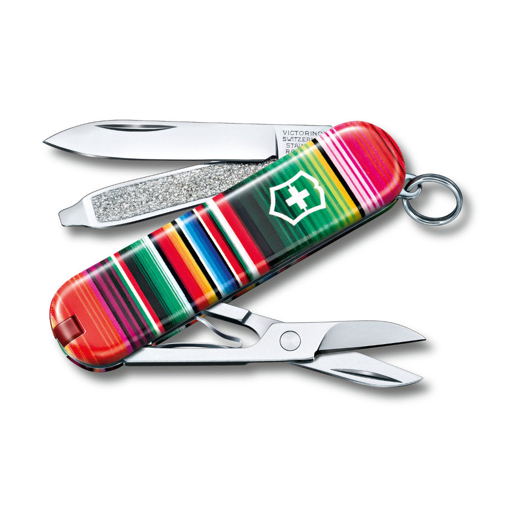 Mexican Zarape Classic SD 2021 Limited Edition Swiss Army Knife by Victorinox at Swiss Knife Shop