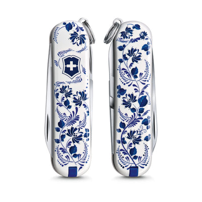 Porcelain Elegance Classic SD 2021 Limited Edition Swiss Army Knife