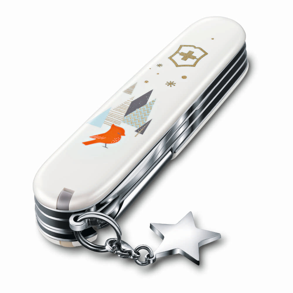 Winter Magic Super Tinker Swiss Army Knife Limited Edition 2019