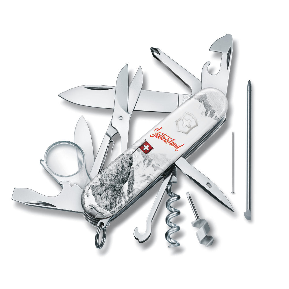 Swiss Spirit SE 2020 Explorer Swiss Army Knife at Swiss Knife Shop