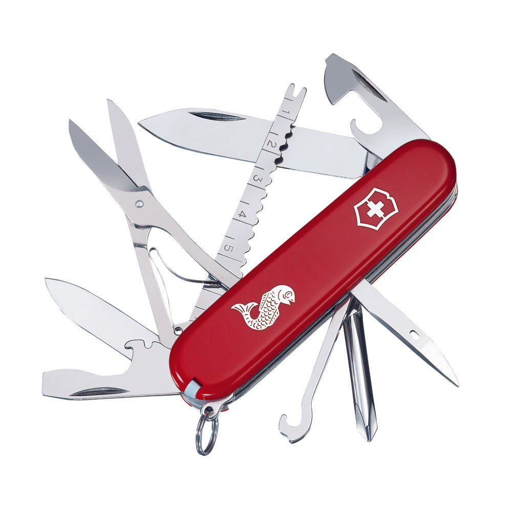 Fisherman Swiss Army Knife by Victorinox at Swiss Knife Shop