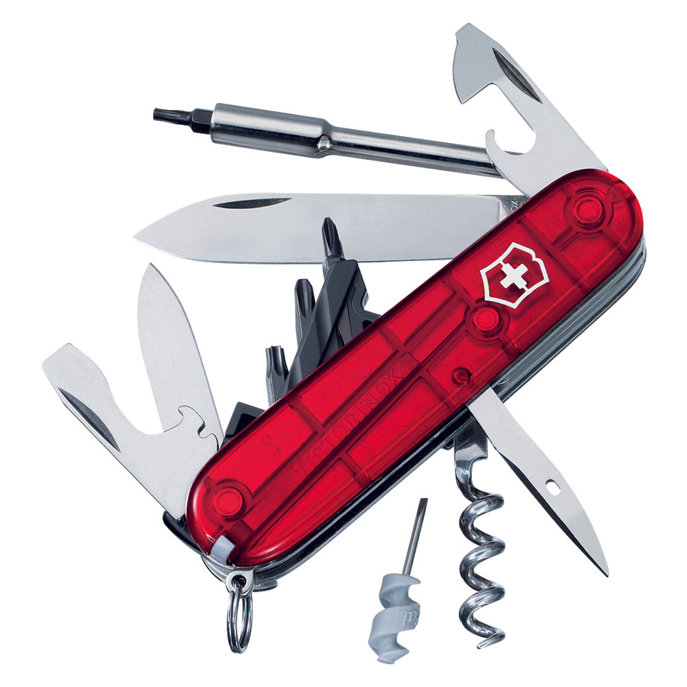 Swiss Army CyberTool 29 Ruby