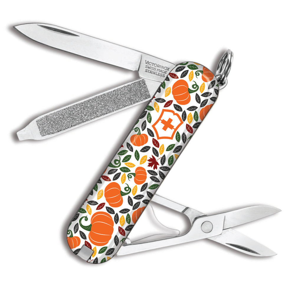 Pumpkin Patch Classic SD Exclusive Swiss Army Knife at Swiss Knife Shop