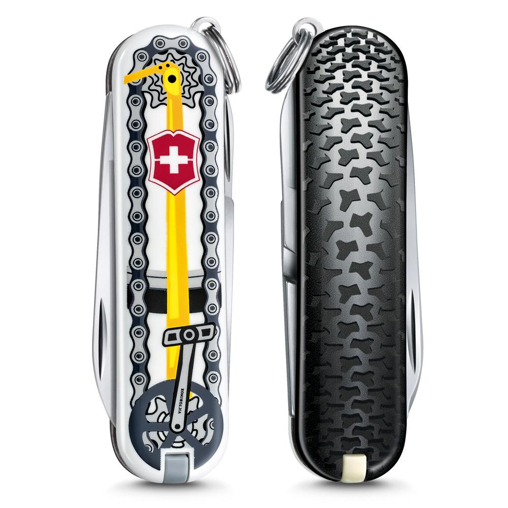 Bike Ride Classic SD 2020 Limited Edition Swiss Army Knife Front and Back