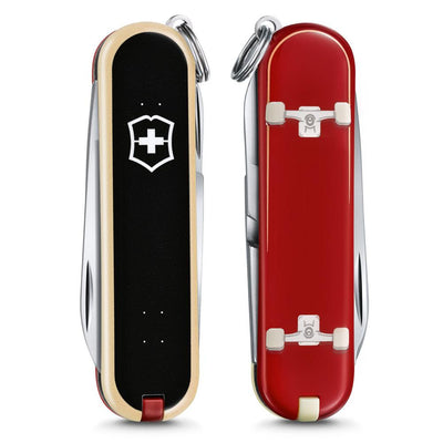 Skateboarding Classic SD 2020 Limited Edition Swiss Army Knife Front and Back