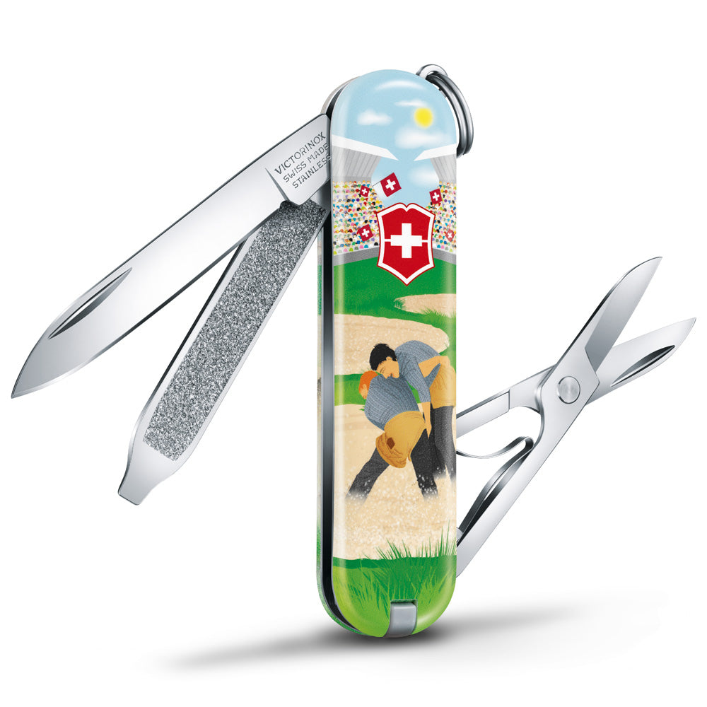 Swiss Wrestling Classic SD 2020 Limited Edition Swiss Army Knife at Swiss Knife Shop
