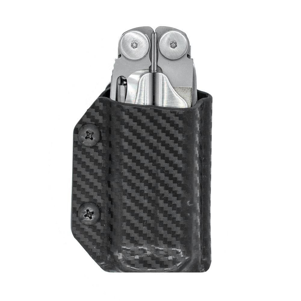 Clip & Carry Kydex Sheath for the Leatherman Wave + at Swiss Knife Shop