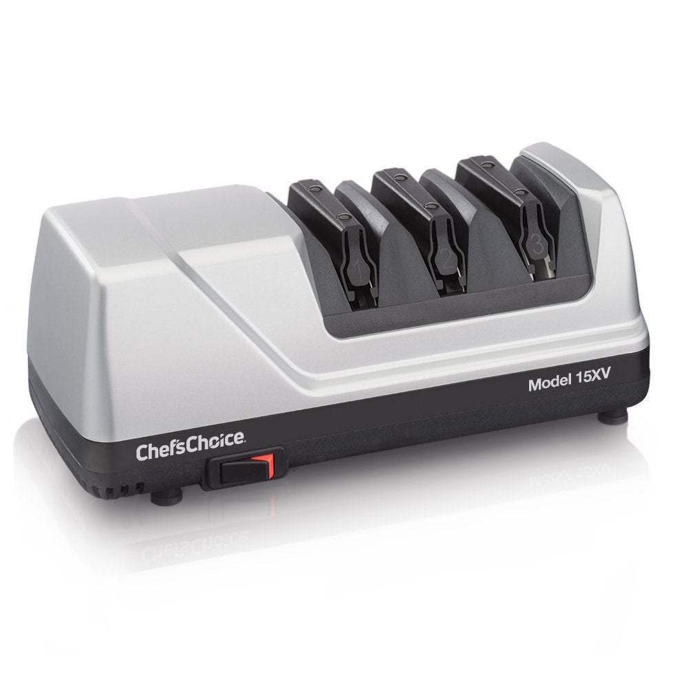 Chef'sChoice Model 15 Trizor XV Electric Knife Sharpener at Swiss Knife Shop