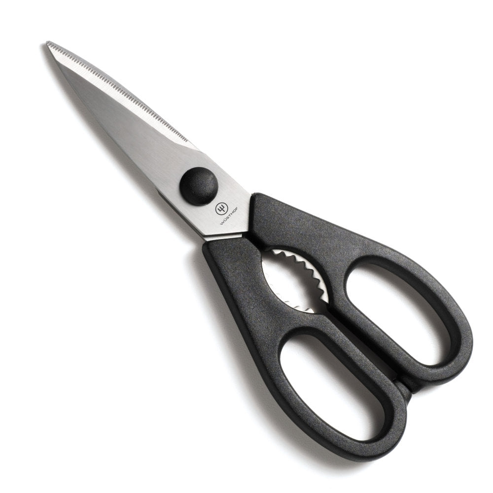Wusthof Black Come-Apart Kitchen Shears at Swiss Knife Shop