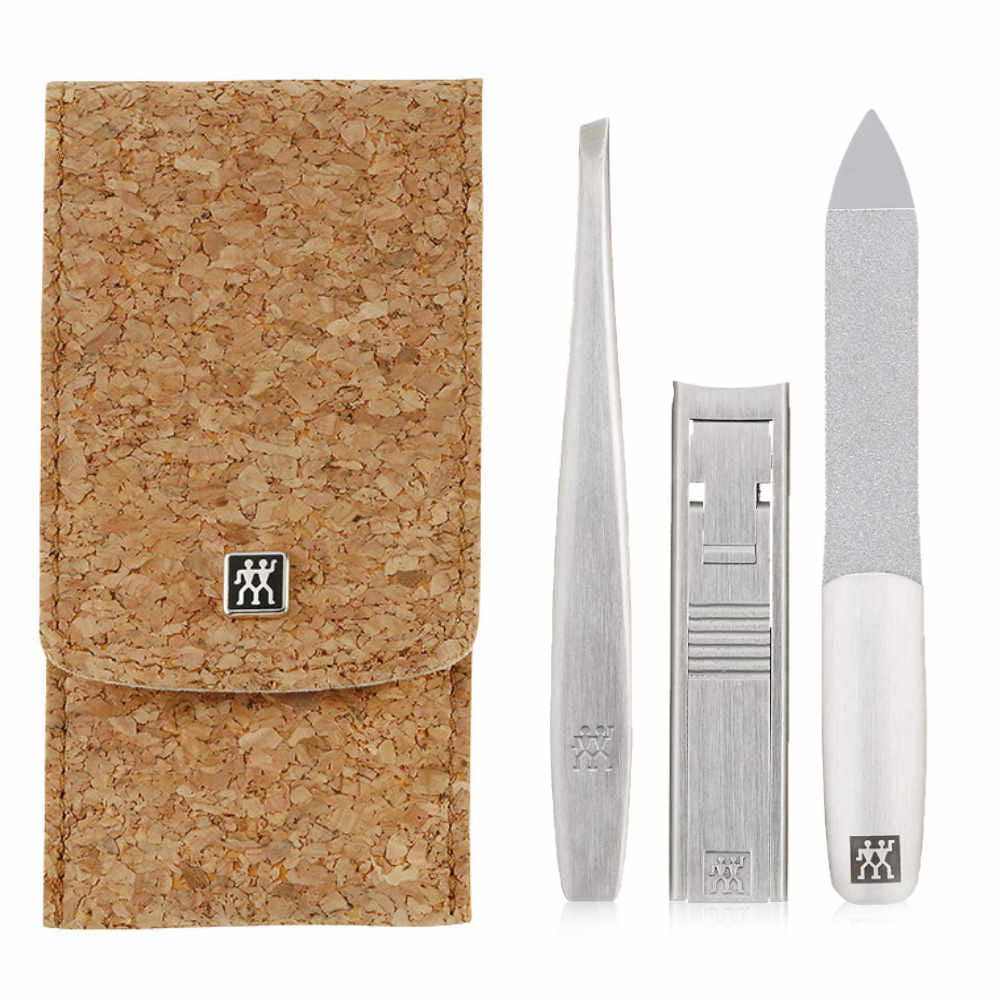 3-Piece Cork Grooming Set by Zwilling J.A. Henckels