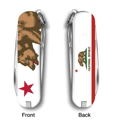 California Classic SD Exclusive Swiss Army Knife