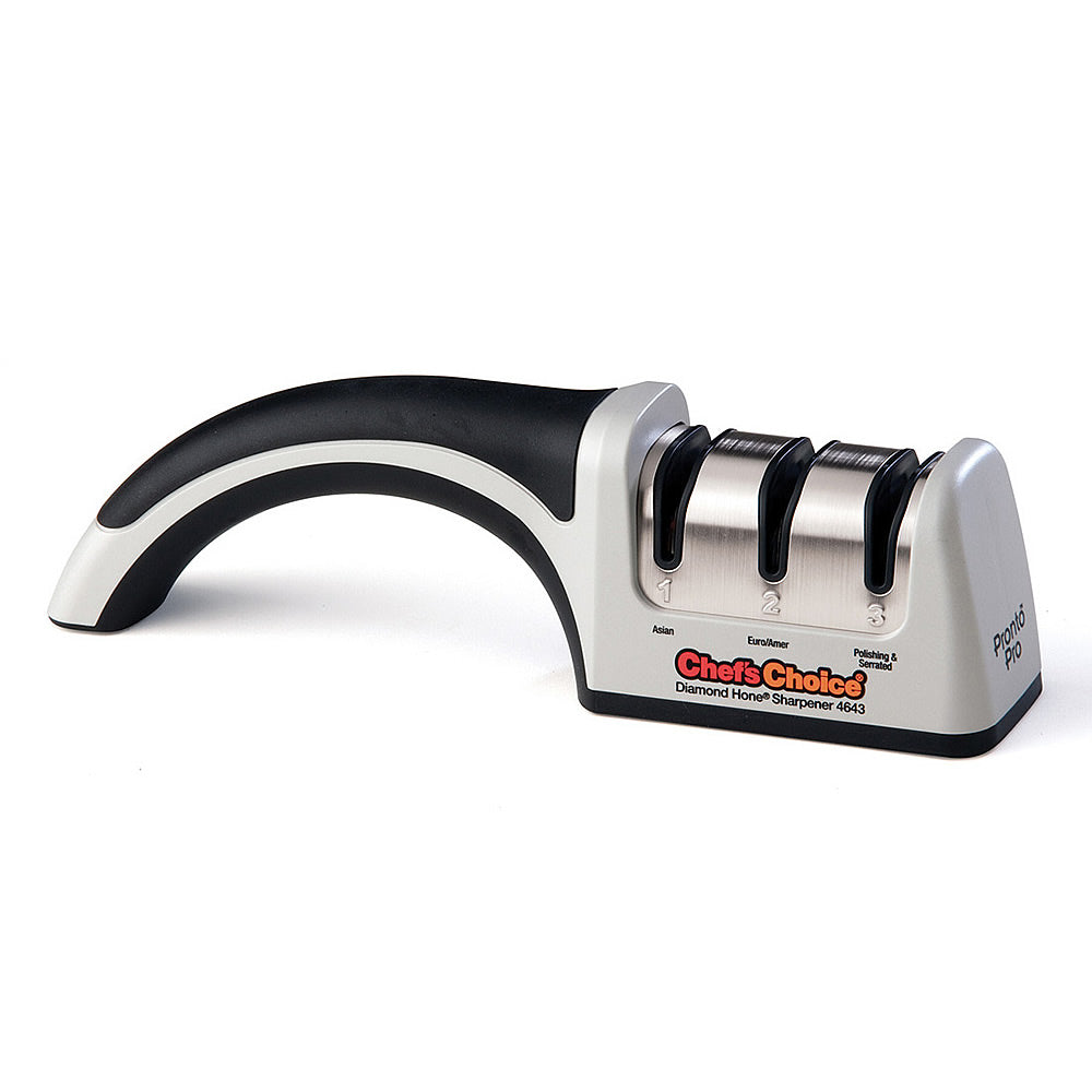 Chef'sChoice ProntoPro Diamond Hone Model 4643 Manual Knife Sharpener
