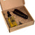 Captain Fawcett's Beard Oil and Comb Set