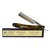 Dovo-Special Straight Razor with Imitation Tortoiseshell Handle