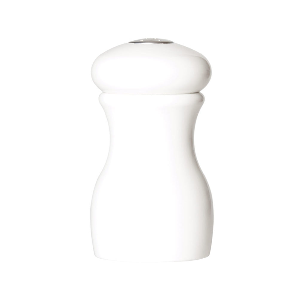 "Fletchers' Mill Marsala 4"" Salt Shaker - White"