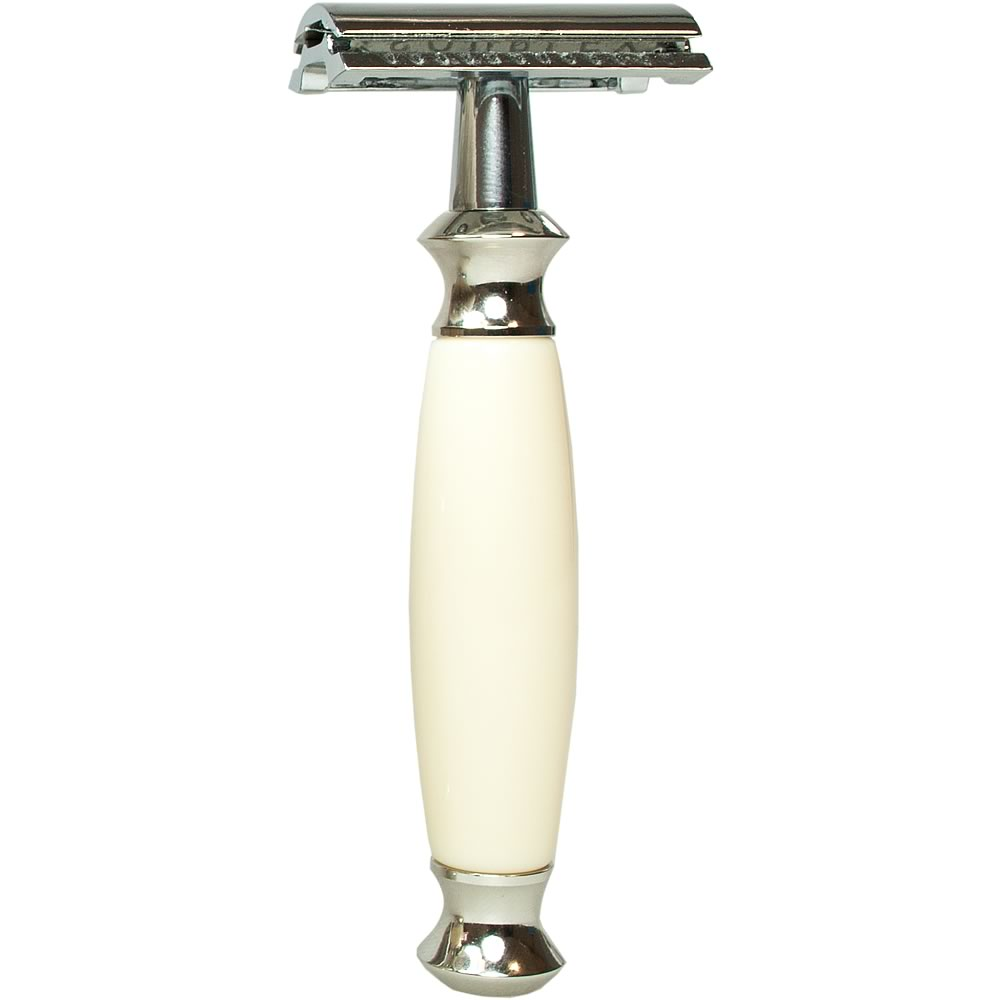 Golddachs Men's Double Edge 3-Piece Safety Razor
