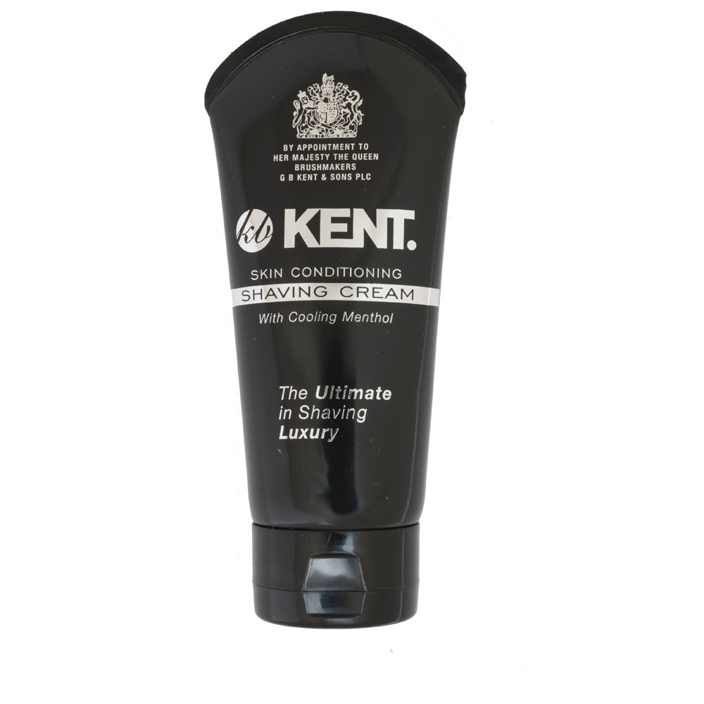 Kent Menthol Skin Conditioning Shaving Cream