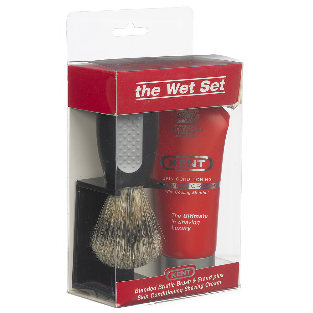 "Kent ""Wet Set"" Wet Shaving Set"