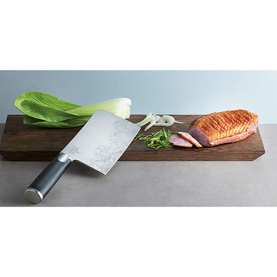 "Kuhn Rikon JIU 6"" Swiss Designed Cleaver"