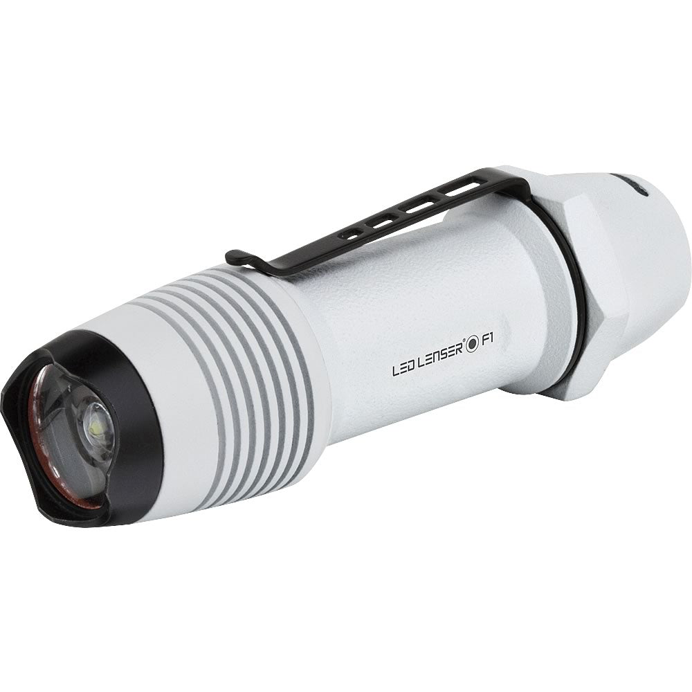 LED Lenser F1W LED Flashlight