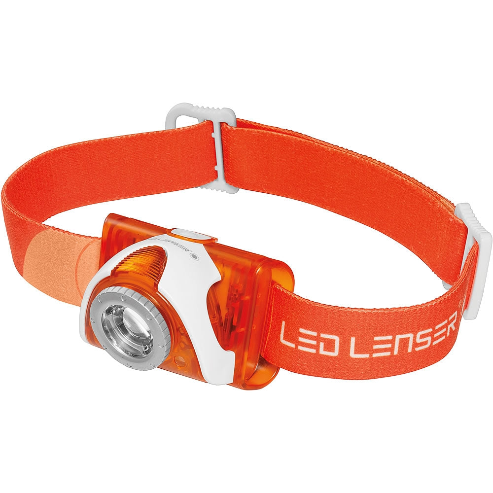 LED Lenser SEO3 LED Headlamp