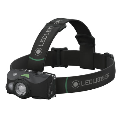 LED Lenser MH8 Rechargeable LED Headlamp