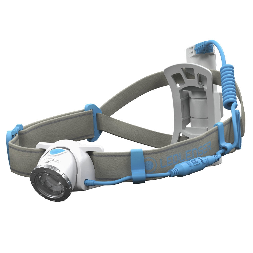 LED Lenser NEO10R Rechargeable LED Headlamp
