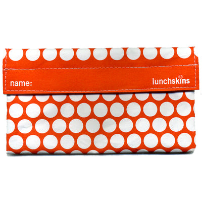 Lunch Skins Reusable Snack Bag