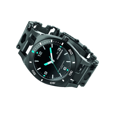 Leatherman Tread Tempo Multi-Tool Watch - Black DLC