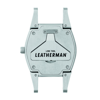 Leatherman Tread Tempo Multi-Tool Watch - Stainless Steel