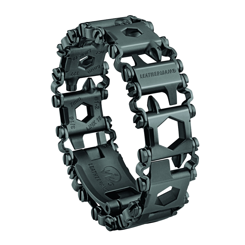 Leatherman Tread LT Lightweight Wearable Multi-Tool - Black