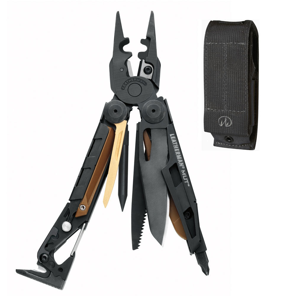 Leatherman MUT EOD Multi-Tool with Black MOLLE Sheath