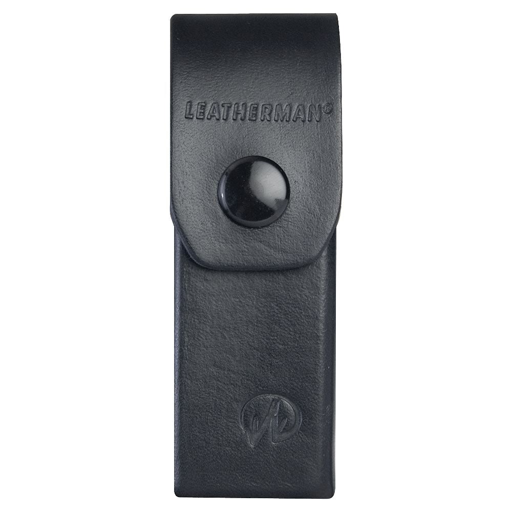 "Leatherman 4.2"" Black Leather Belt Sheath"