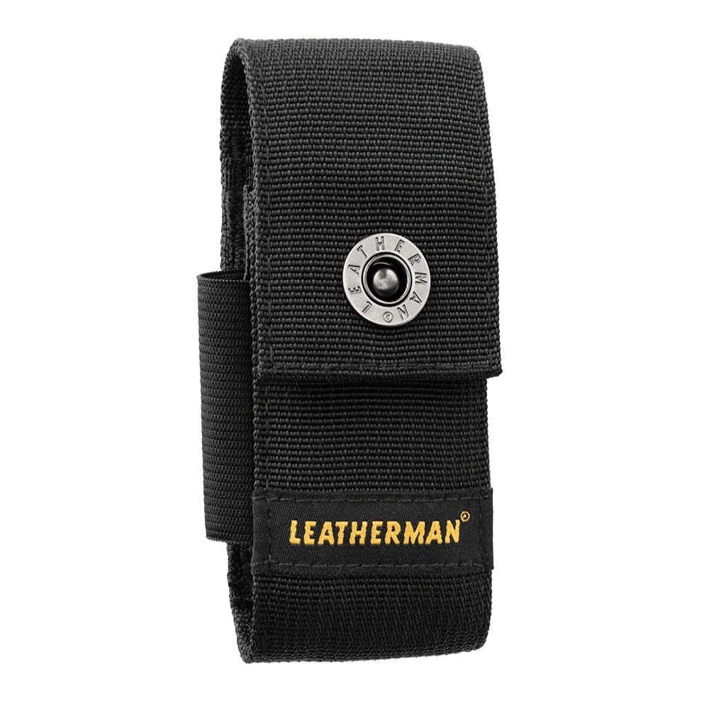 Leatherman Large 4-Pocket Nylon Belt Sheath with Snap Closure
