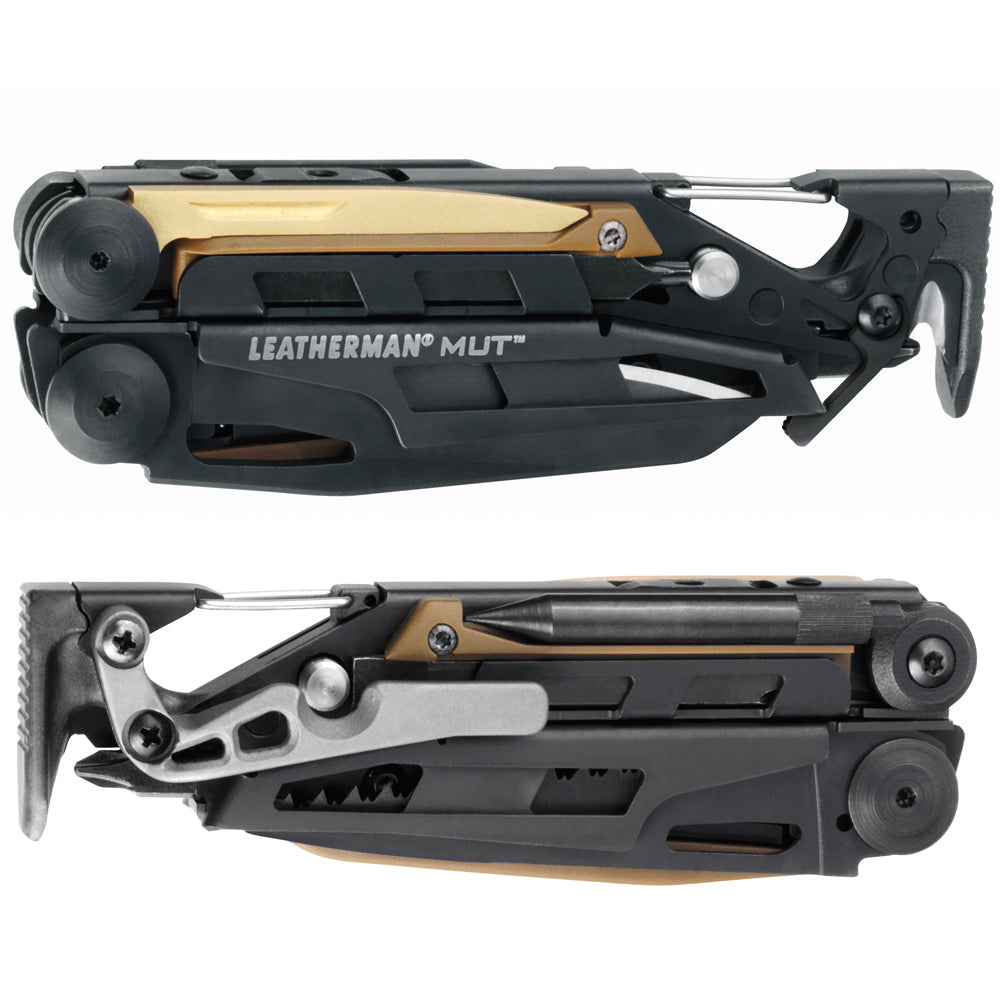Leatherman MUT EOD Multi-Tool with Brown MOLLE Sheath