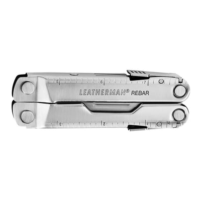 Leatherman Rebar Multi-Tool with Leather Sheath