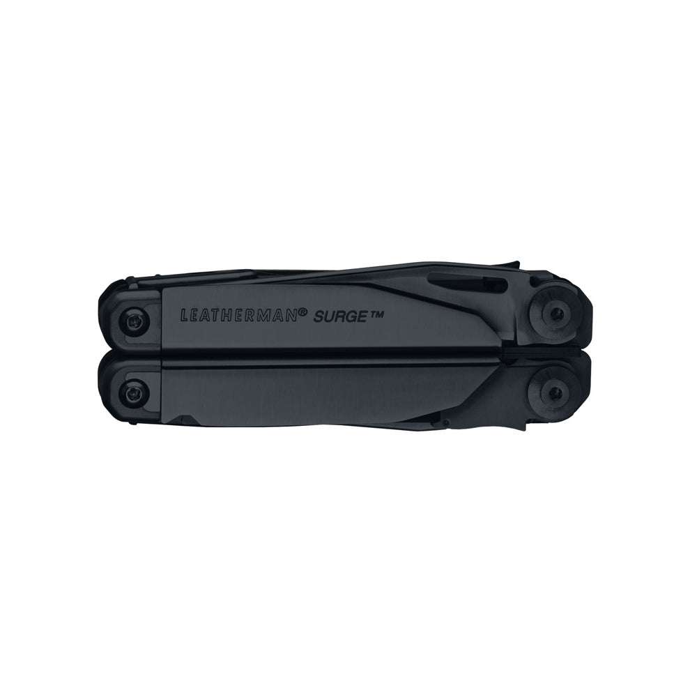 Leatherman Surge Black Multi-Tool with 4-Pocket Nylon Sheath