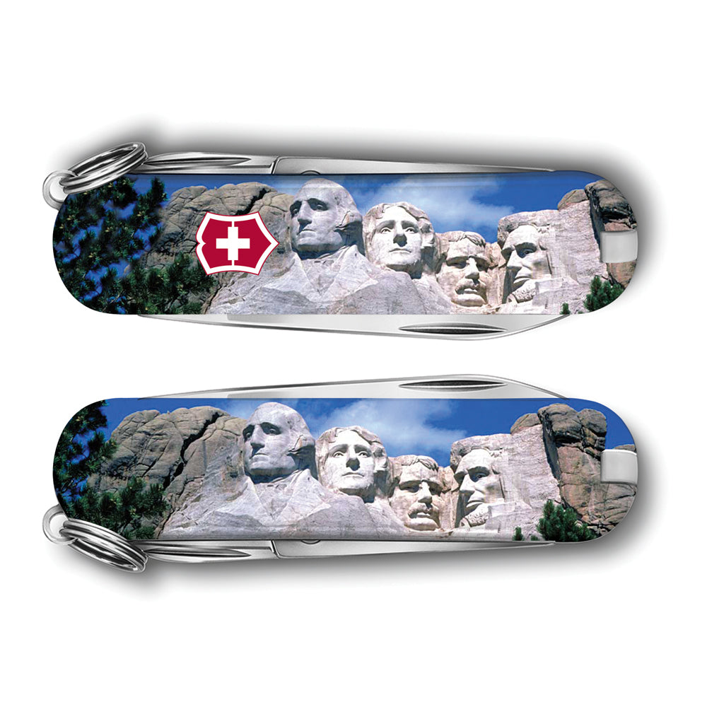 Mt. Rushmore Classic SD Exclusive Swiss Army Knife