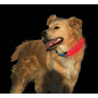 Nite Ize Nite Dawg LED Collar Cover - Grey