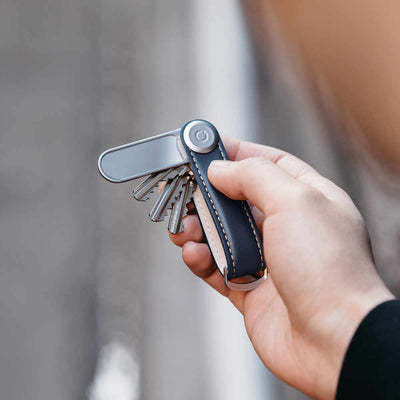 Orbitkey 2-in-1 Nail File and Mirror Accessory