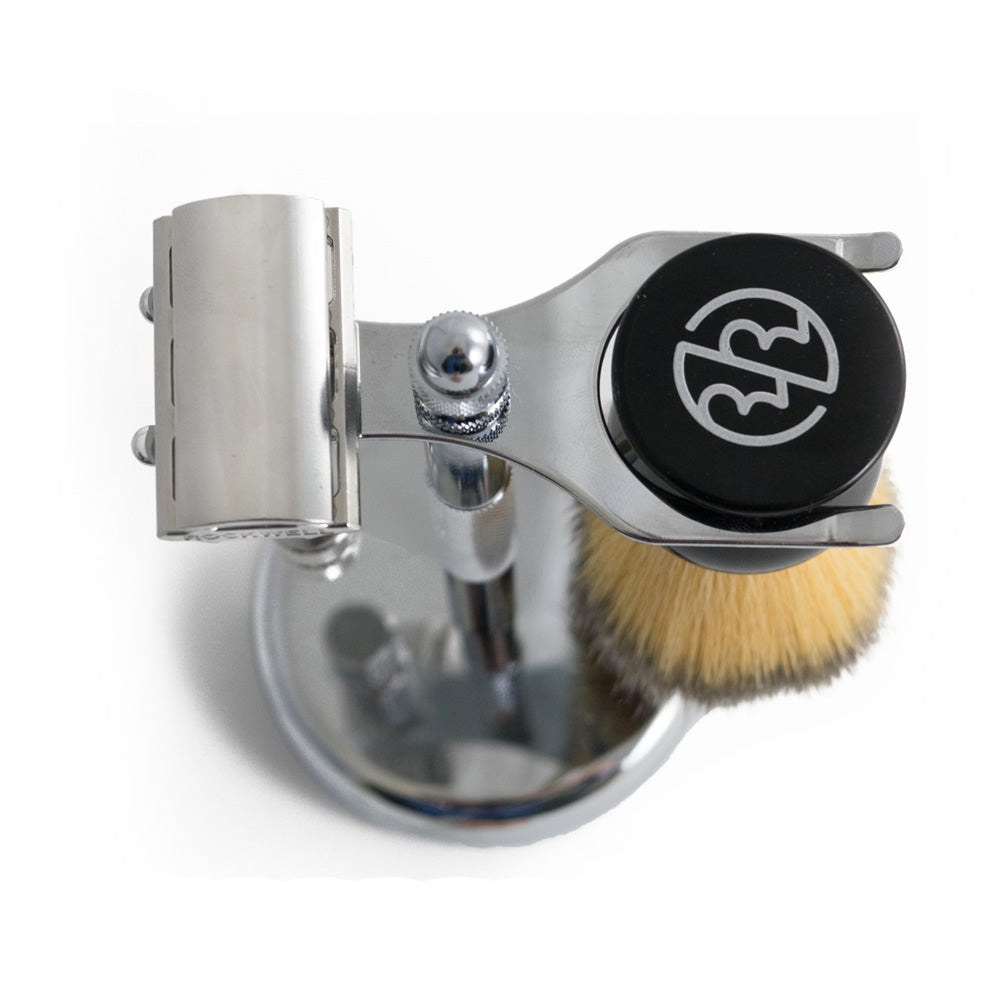 Rockwell 3-Piece Wet Shaving Set