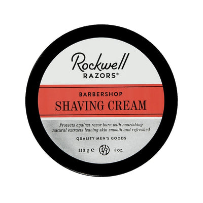 Rockwell Shaving Cream, Barbershop Scent